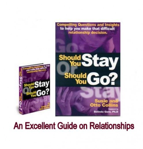 Should You Stay or Should You Go is an excellent Guide on Relationships which can help you with the decision if you should stay in your relationship or leave it