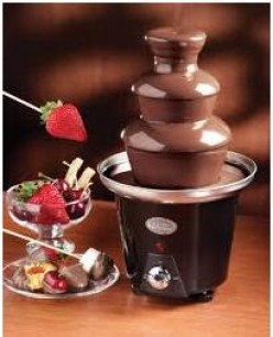 How To Select A Chocolate Fountain?