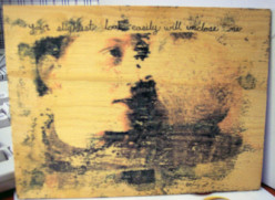 Transferring Photographs to Wood