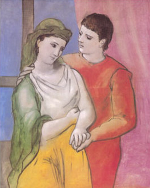 Painting by Pablo Picasso