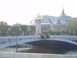 Pont Neuf in Paris, France.