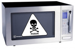 Does microwave cooking cause cancer?