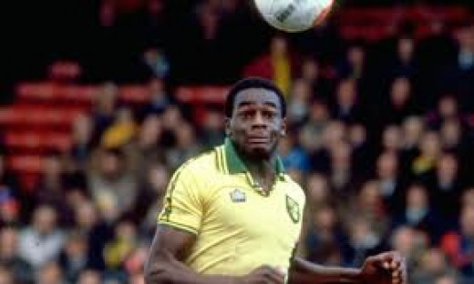 Fashanu when still playing
