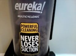The Eureka 5400 Sucks - A Vacum Review