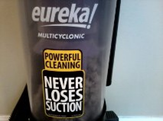 The Eureka 5400. Have your own Eureka moment and do not buy this model!