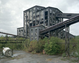Huber Coal Breaker, Ashley, PA
