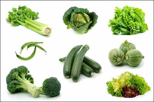 All types contain antioxidants.The cabbage family also contain sulphur compounds,thought to fight cancer.