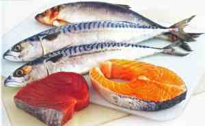 Tuna,mackerel,sardines and other oily fish contain Omega 3 fatty acids that protect both the heart and circulation.