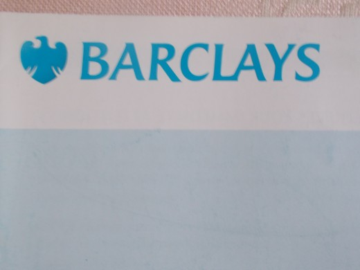 Barclays Logo by the author