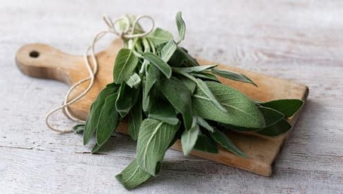 The herb is said to aid digestion,combat stress and be a nervous system tonic.
