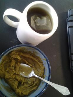 Mushroom Guiness Pea Soup Recipe