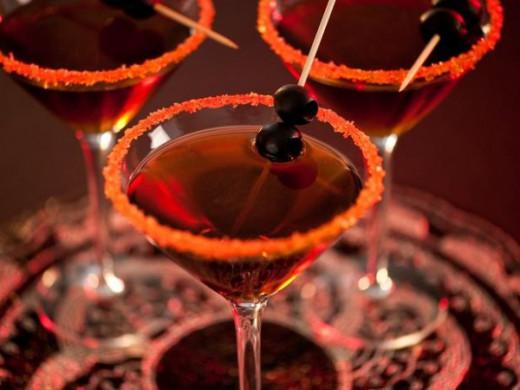 20s Martini Cocktail