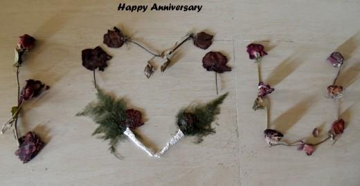 Happy Anniversary dear