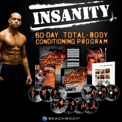 Insanity - 60 Day Total Body Conditioning Program