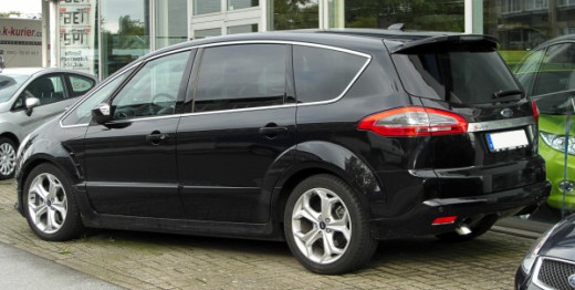 Ford S-Max Family Car