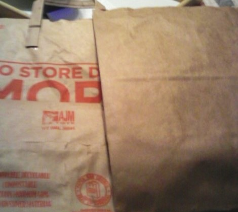 Brown Paper Grocery Bags have so many uses.