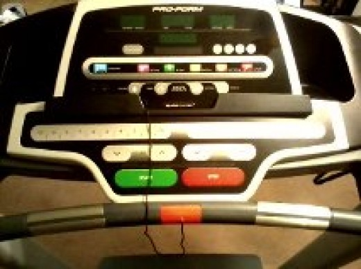 ProForm Treadmill - Interval training and high intensity interval/HIIT training are just a couple of factors in REAL and LASTING weight loss.