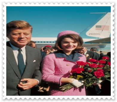 John F. Kennedy and Jacqueline