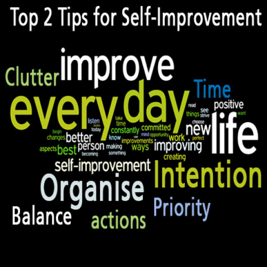 Tips for Self-Improvement