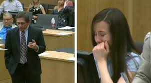 Jodi Arias Breaks Down In Sobs And Tears On The Witness Stand.
