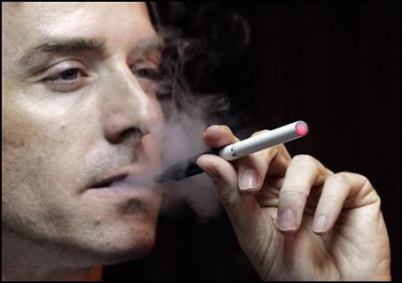 e-cigarettes aren't totally safe