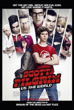 Scott Pilgrim vs The World (2010)