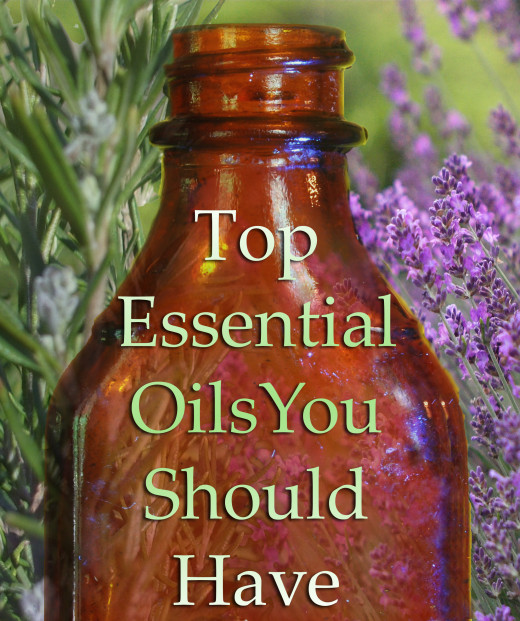 the top essential oils you should have on hand