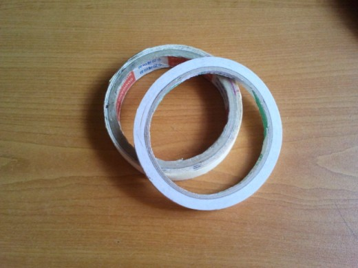 double adhesive tapes