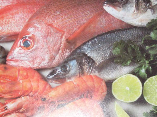 Fish is a rich source of Omega-3 essential fatty acid