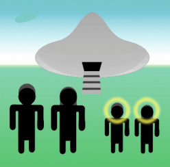 Are Aliens Visiting Earth In UFOs?