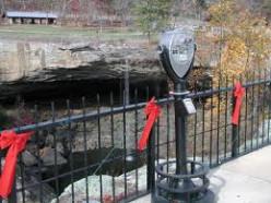 Alabama Day Trip: Noccalula Falls Park