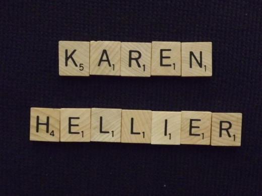 KAREN HELLIER