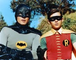 Batman And Robin - Superhero Sidekicks