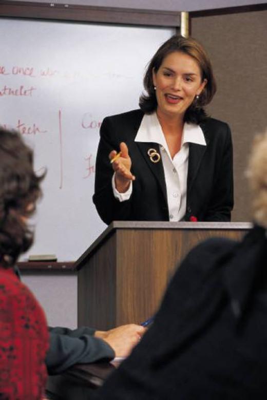 Ways to overcome public speeching