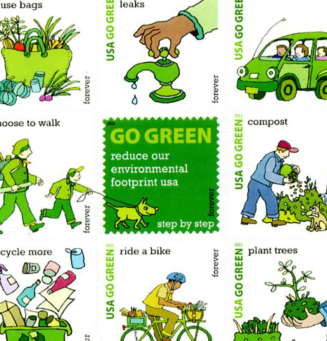 Every 'green' aim embodies some aspect of Good Design.