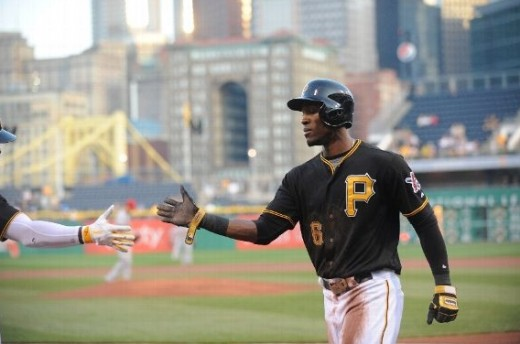 Starling Marte, OF, Pittsburgh Pirates