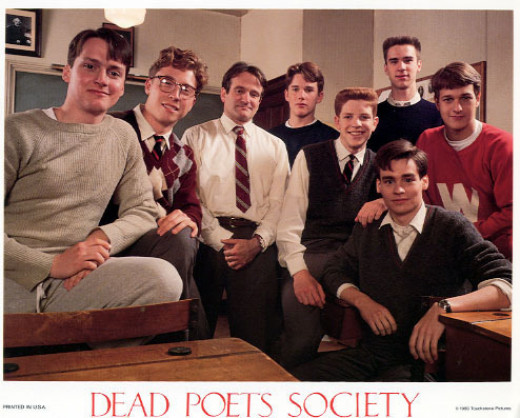 Dead Poets Society promotional picture © Touchstone/Buena Vista Pictures