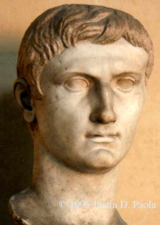 1st Emperor of Rome