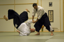 "Shiho Nage in Aikido - ""Four Corner Throw"""