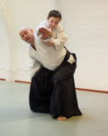 "Koshi Nage in Aikido - ""Hip Throw"""