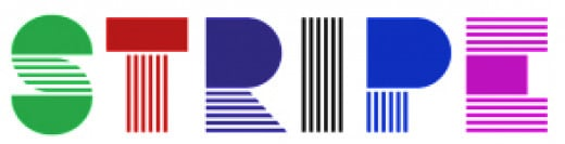 Stripe in different colors