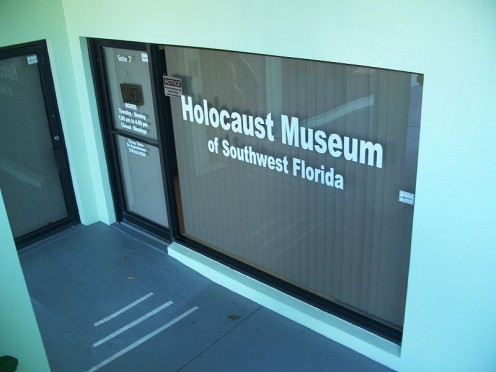Holocaust Museum of Southwest Florida in Naples. Visit  www.holocaustmuseumswfl.org/‎