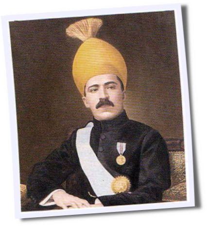 H.E.H.Mir Osman Ali Khan