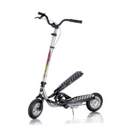 The Elliptical Scooter Bike Step Powered Stair Master On Wheels