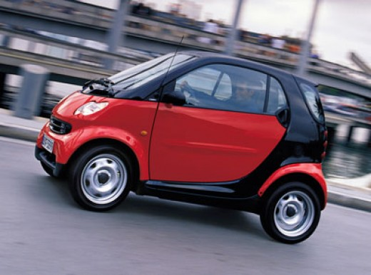 Smart Car: Tesla got a contract to make electric batteries for this car.