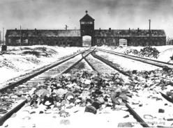 Warsaw, Poland:  The Holocaust - When the Law is Wrong.