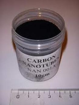 Nanotubes sample