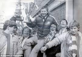 Aberdeen - European Cup