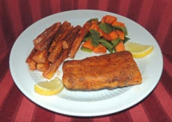 Blackened Fish Recipe