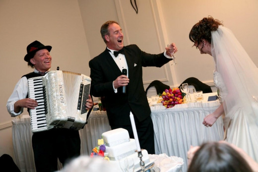 Wedding Accordionist
